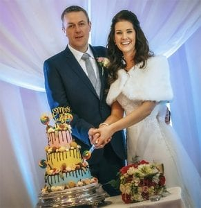 Wedding Cake Review Picture